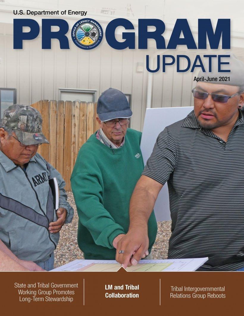 Program Update 2nd Quarter Issue