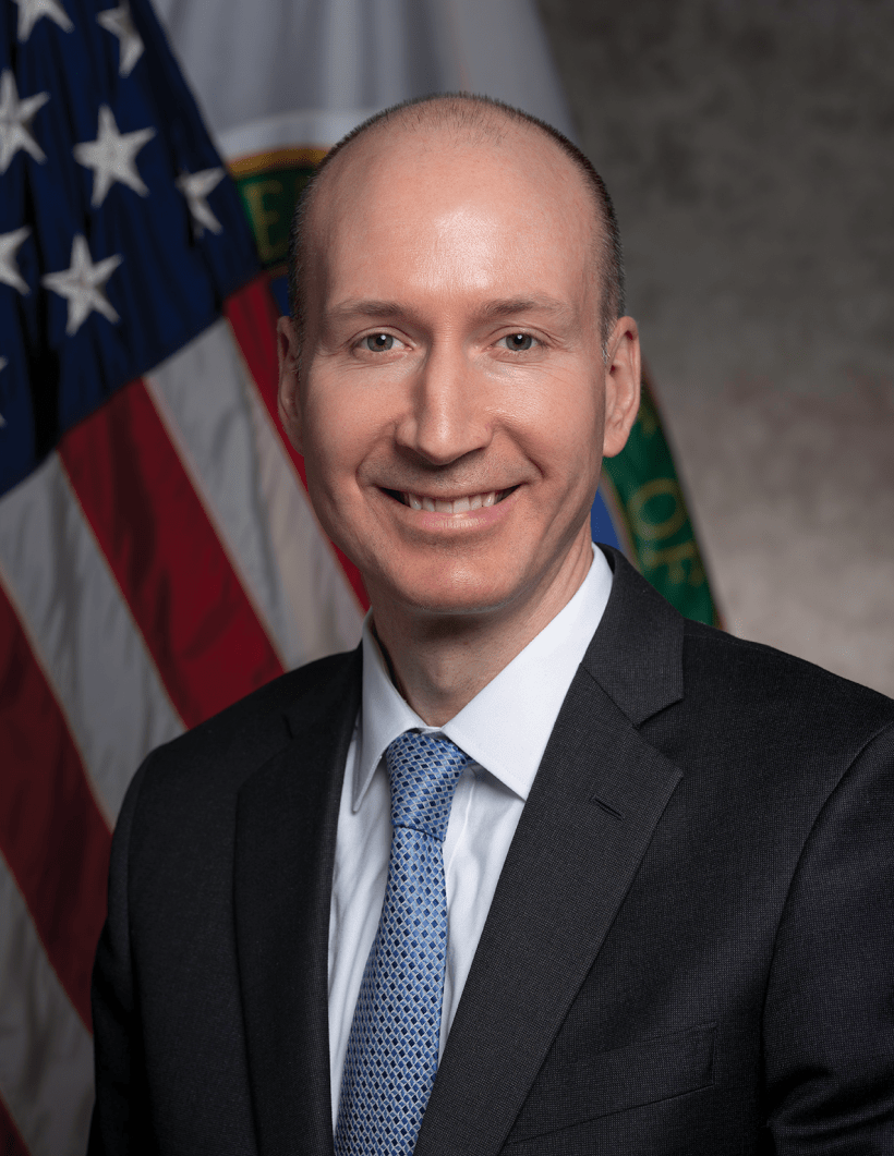 David M. Turk, Deputy Secretary of U.S. Department of Energy