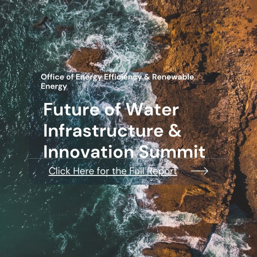 Future of Water Infrastructure & Innovation Summit Report