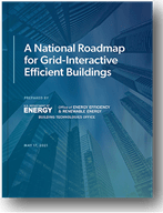 cover for A National Roadmap for Grid-Interactive Efficient Buildings
