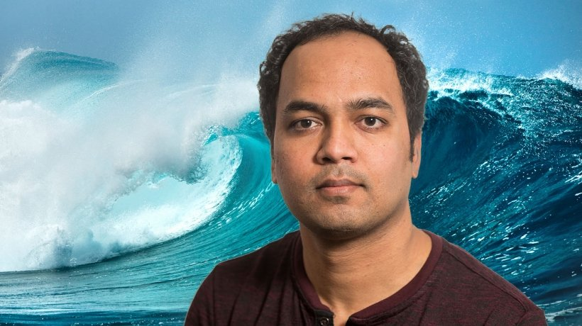 Karthik Balaguru is an Earth Scientist at PNNL's Marine Coastal and Research Laboratory