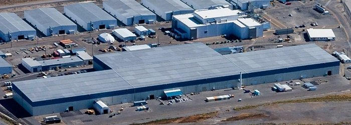 Comparable in size to more than five football fields, the Transuranic Storage Area/Retrieval Enclosure is the largest building at the DOE Idaho National Laboratory Site.