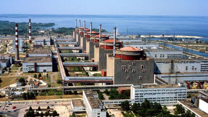Zaporizhzya Nuclear Power Plant