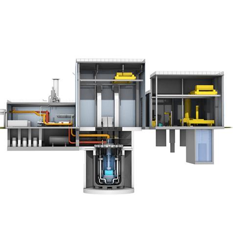 Natrium reactor by TerraPower
