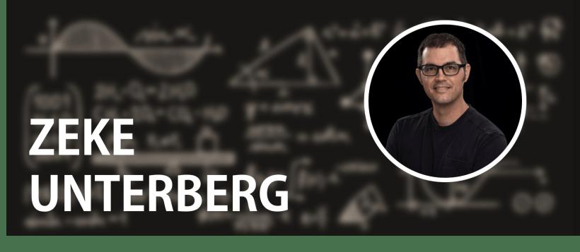 Zeke Unterberg: Then and Now / 2011 Early Career Award Winner