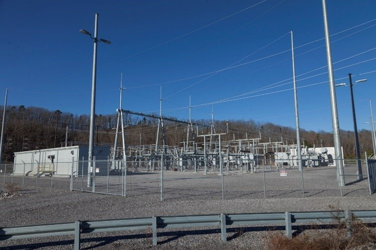 The UPF Substation Subproject delivered the Pine Ridge Substation at the Y-12 National Security Complex in Oak Ridge, Tennessee, $16 million under budget and six months ahead of schedule