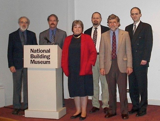 EnergyPlus launched on April 12, 2001 at the National Building Museum.