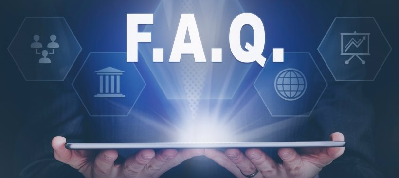 Image representing frequently asked questions
