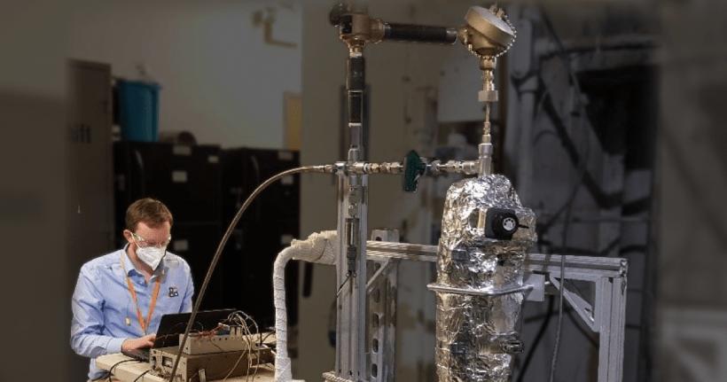 ORNL's Steam Plant Test-Loop