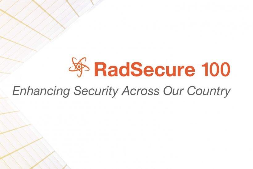 RadSecure 100 logo