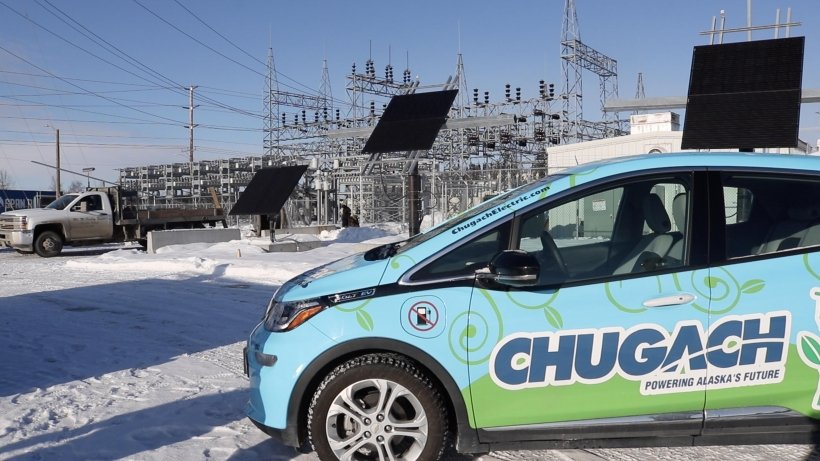Alaska utilities are at the forefront of energy transition, including with EVs.