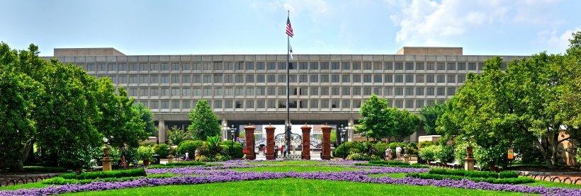 Forrestal Building
