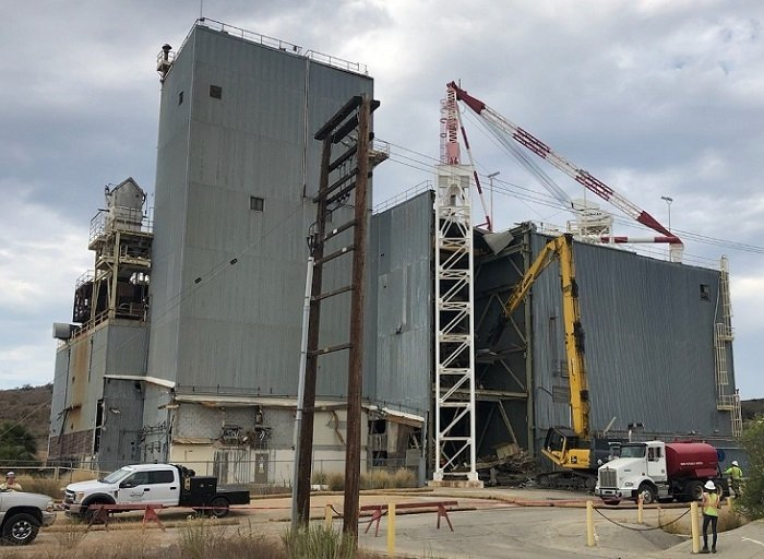 Crews are in the homestretch of achieving an EM 2021 priority to complete demolition of all DOE-owned buildings at the former Energy Technology Engineering Center (ETEC) site in Ventura County, California.