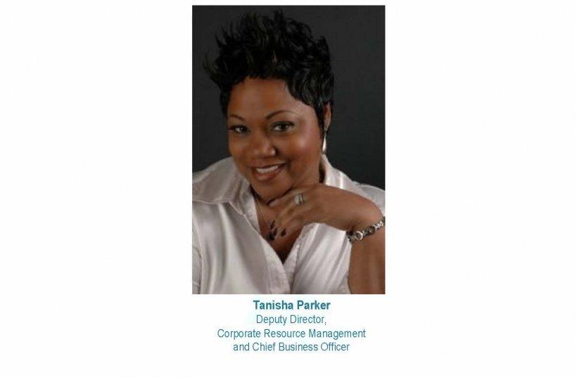 Bio Photo of Tanisha Parker