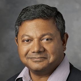Portrait of Arun Majumdar