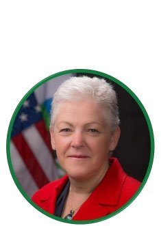 Gina McCarthy headshot