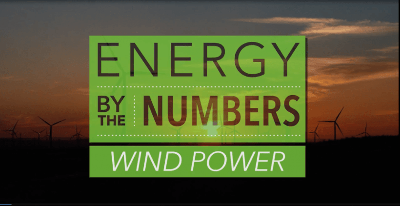 Energy by the Numbers: Wind Power