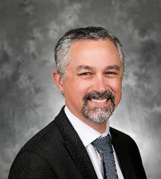 Portrait of Glenn Murrell