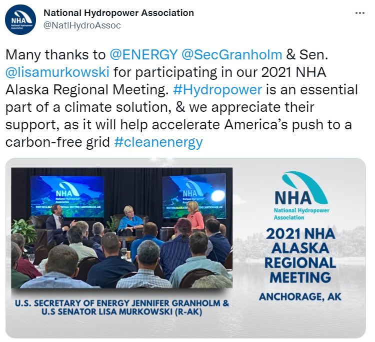 National Hydropower Association