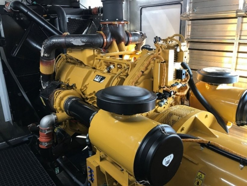 The 234-H Main Side Diesel Generator Replacement Project at the Savannah River Site in Aiken, South Carolina, provides power in support of NNSA's tritium missions.