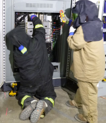 The Device Assembly Facility Power Replacement Project addressed a critical gap in the power needs of the Nevada National Security Site near Las Vegas.