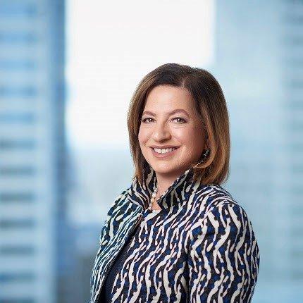 Headshot of Audrey Zibelman