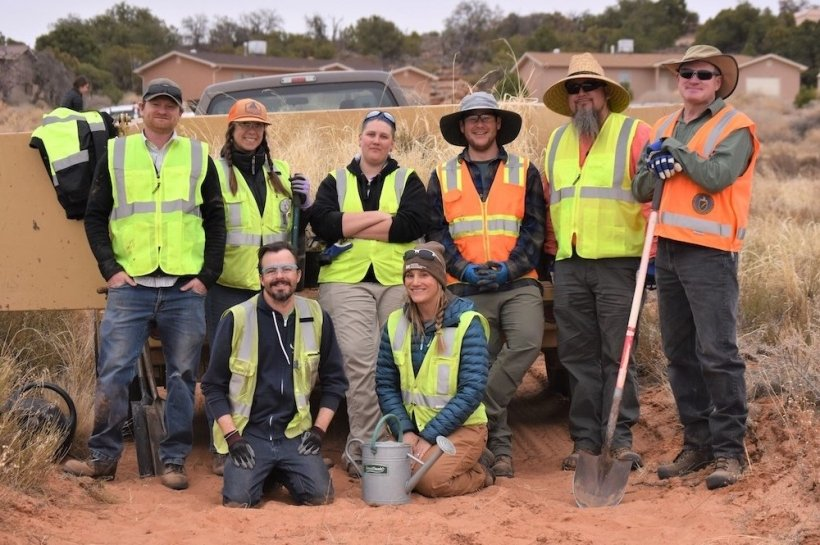 Moab's Project Team