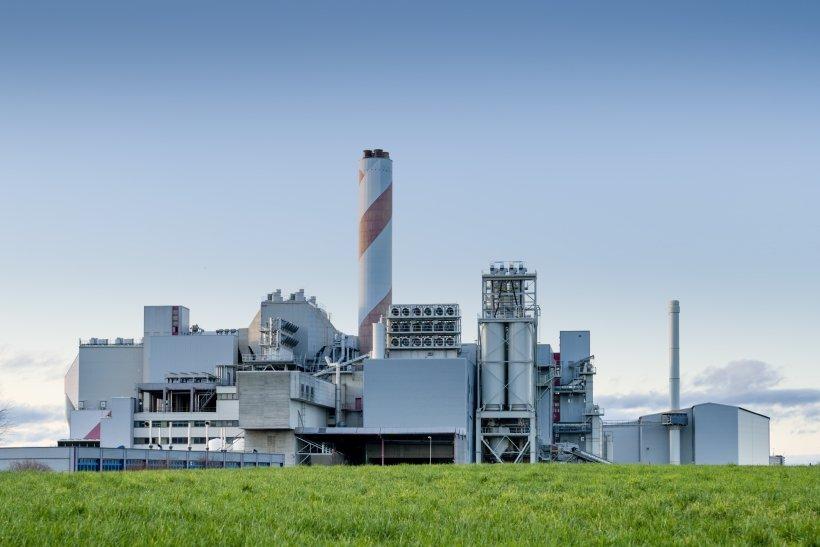 Carbon capture technology plant