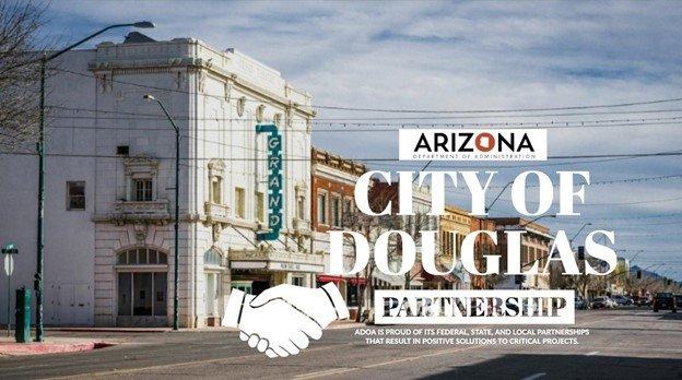 Douglas, Arizona.