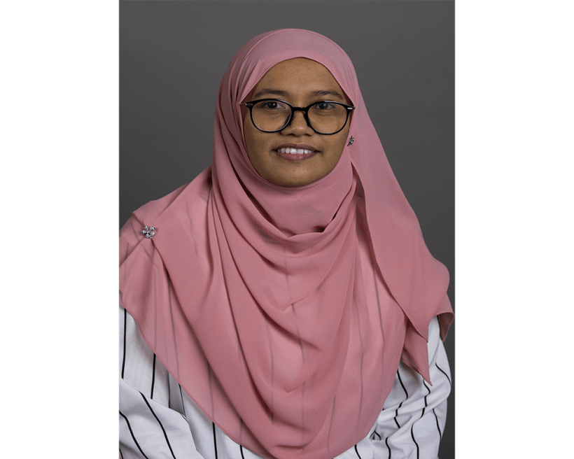 NETL research scientist Nor Farida Harun, Ph.D., received a Special Recognition Award for her work toward developing a smart electrical grid during the Women of Color (WOC) in STEM Conference — Digital Twin Experience (DTX), held in a virtual setting Oct. 7-9.