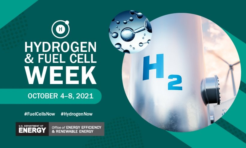 Hydrogen & Fuel Cell Week October 4-8, 2021