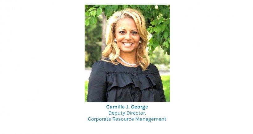Camille George Bio Picture
