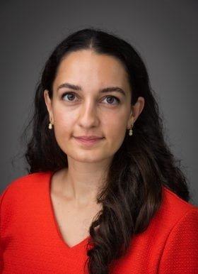Headshot of Shara Mohtadi