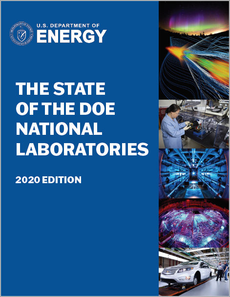 State of Labs Report cover