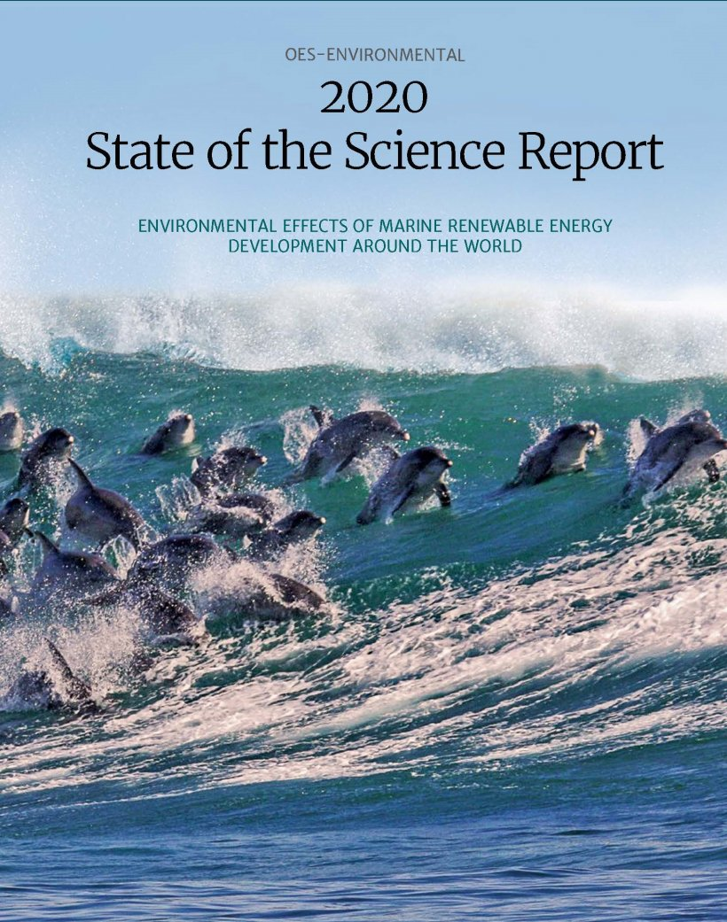 """Cover of the """"State of Science"""" report."""