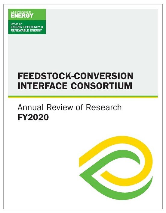 FCIC FY20 report cover