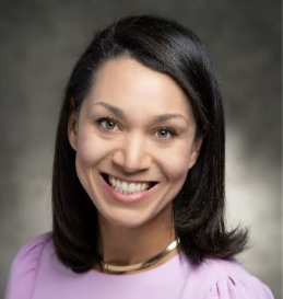 Angela Sheffield, Senior Program Manager for Data Science and Artificial Intelligence