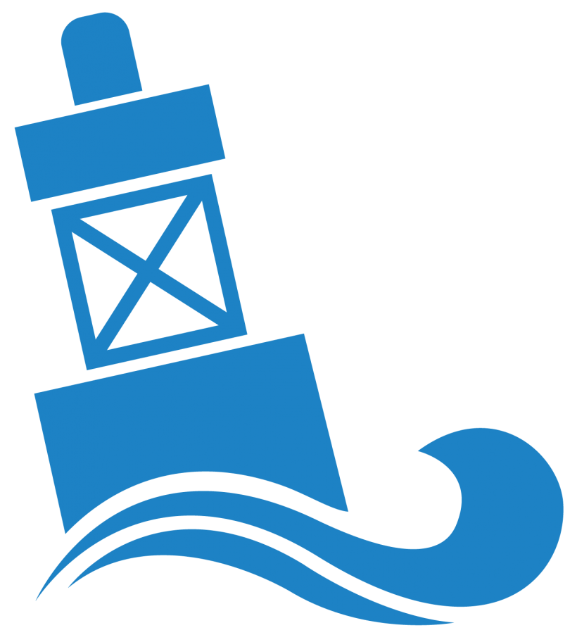 Illustrated icon for Marine Energy