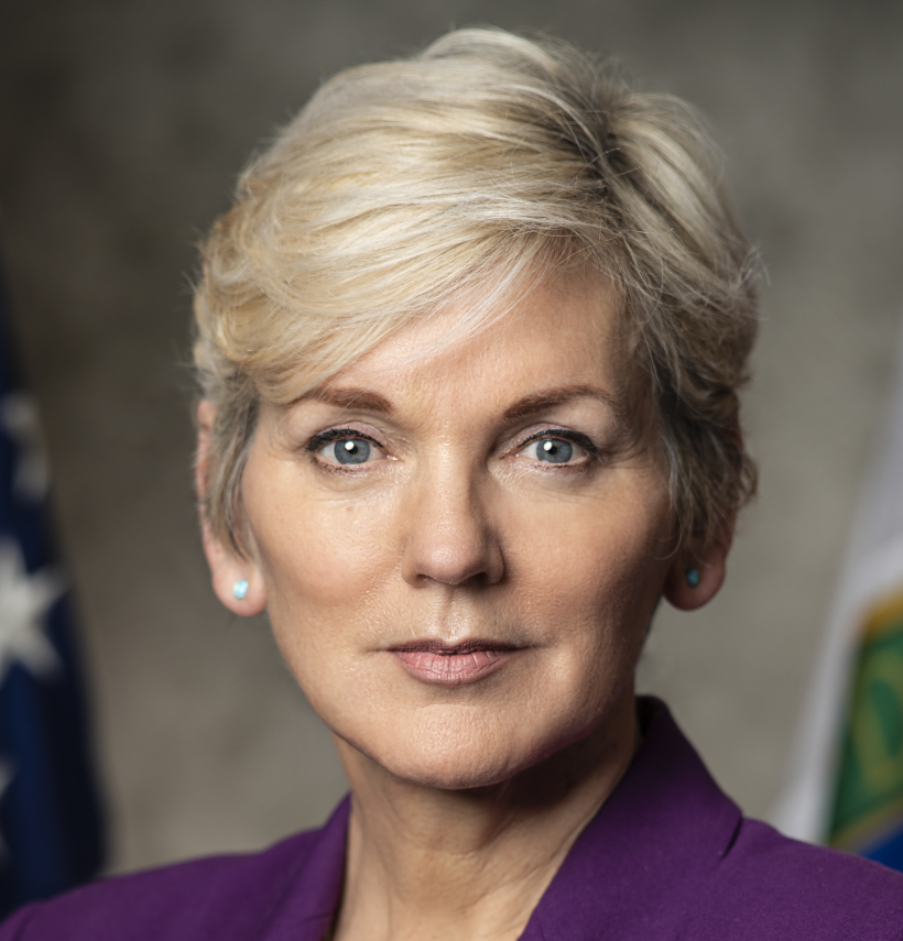 Photo of Jennifer M. Granholm, Secretary of the U.S. Department of Energy