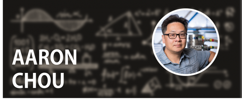Aaron S. Chou: Then and Now / 2011 Early Career Award Winner