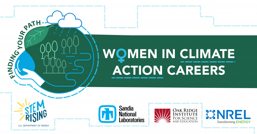 Finding Your Path Women in Climate Action Careers