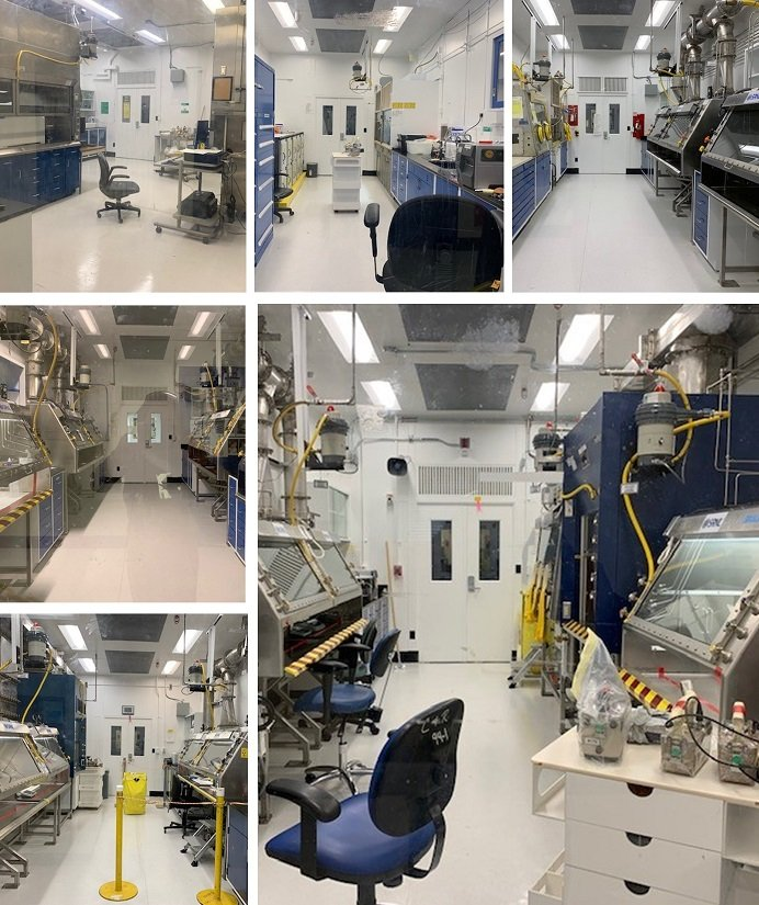 The Savannah River National Laboratory Modifications Team has reached a milestone of shuttering F/H Analytical Laboratory and transitioning activities and staff to new facilities, pictured here, at the Savannah River Site.
