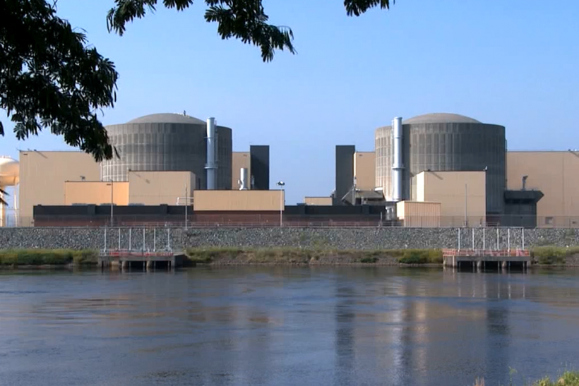 McGuire Nuclear Station in North Carolina