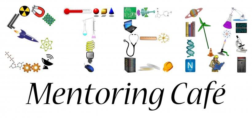 STEM Mentoring Cafe Logo