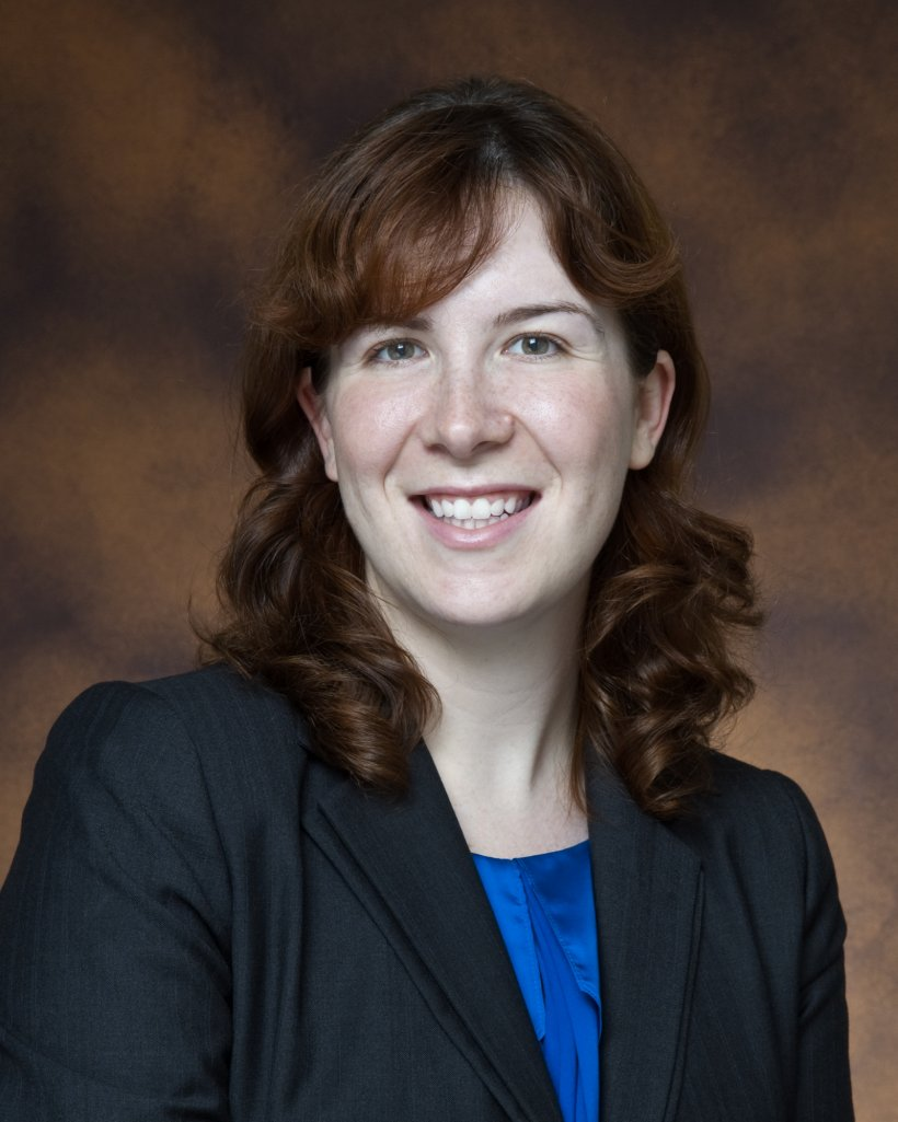 Photo of Dr. Karma Sawyer, Program Manager of Emerging Technologies.