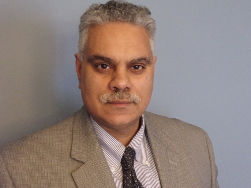 Photo of Mohammed Khan, Technology Project Officer.