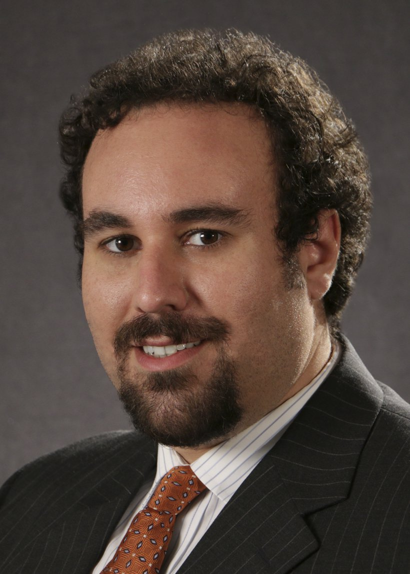 Photo of Robert Fares, AAAS Science and Technology Policy Fellow.