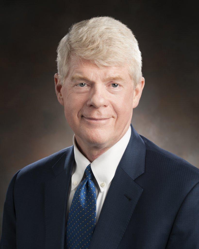 Headshot of Michael Budney