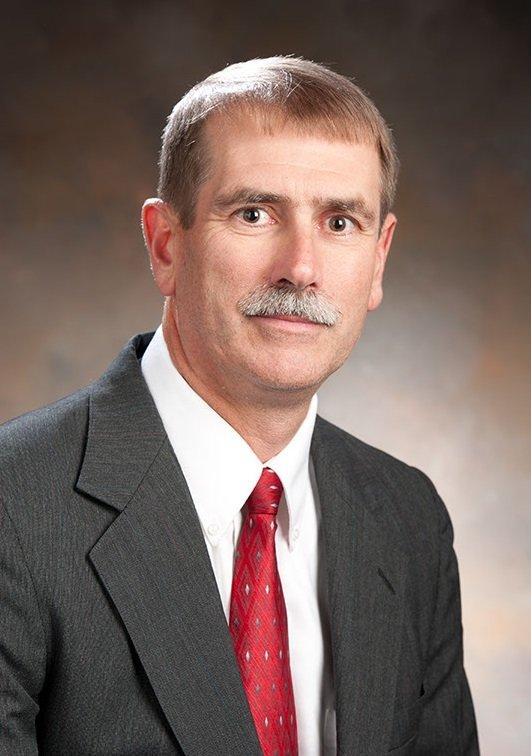 Headshot of Mr. Polk