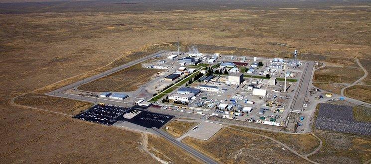 Idaho National Laboratory Advanced Test Reactor